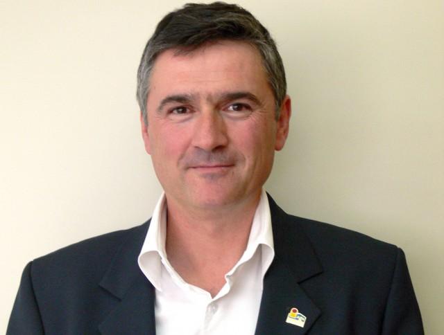Jesús Duque, vicepresidente de Alfa Inmobiliaria