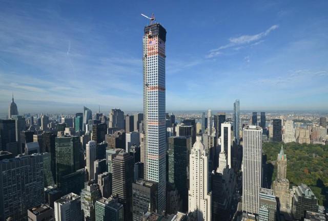 uno de los rascacielos ms altos de nueva york