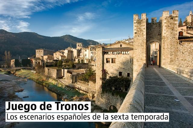 Estreno Juego De Tronos Temporada 6 Descubre Los Lugares En España Donde Se Rodó Idealista News