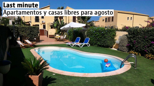 c518c549197d1 Casas de vacaciones de última hora para agosto en España