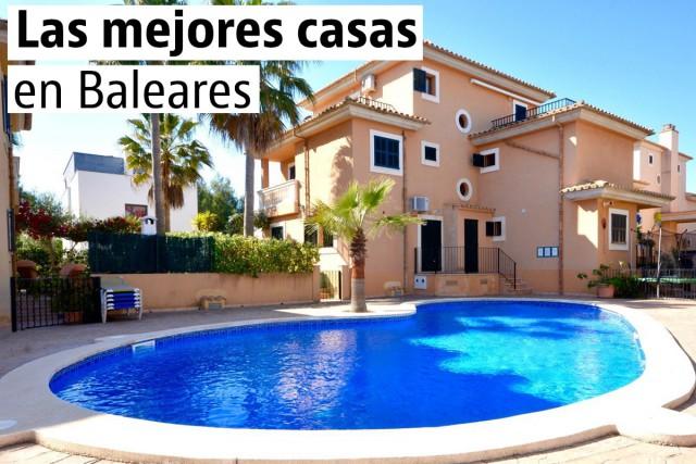 Casas en las Islas Baleares: viviendas espectaculares en venta