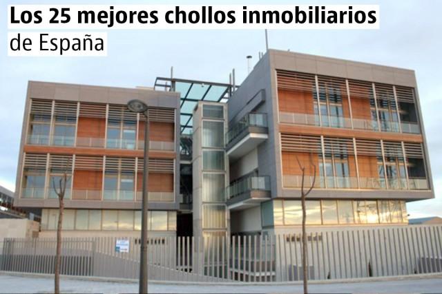 Los 25 mejores chollos inmobiliarios de España