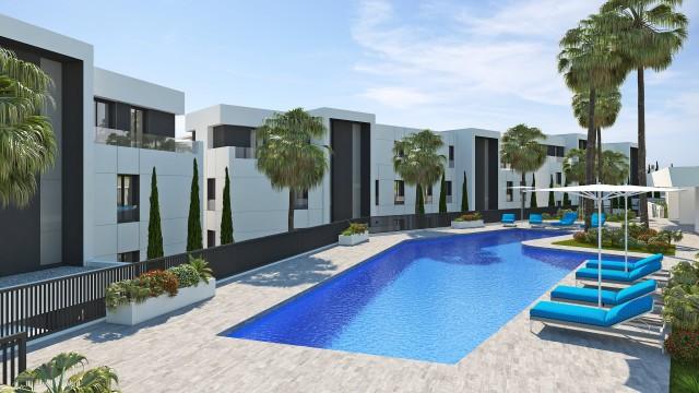 Así serán los apartamentos de lujo situados en Nueva Andalucía, Marbella