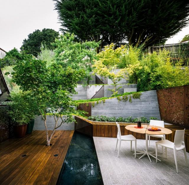Decoración jardines exteriores — idealista/news