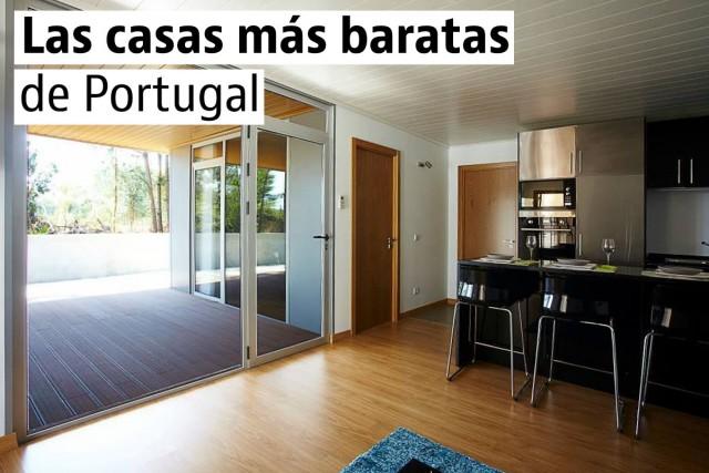 Casas Muy Baratas En Venta En Portugal Idealista News