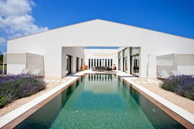 Prefabricated Passive House In Mallorca. EcoDesingFinca