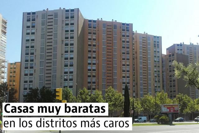 15 pisos 'ultrabaratos' en los barrios más caros de España