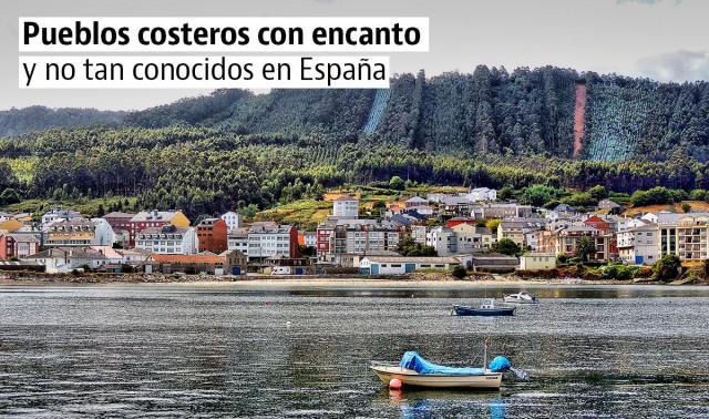 Pueblos costeros con encanto (y no tan conocidos) en España