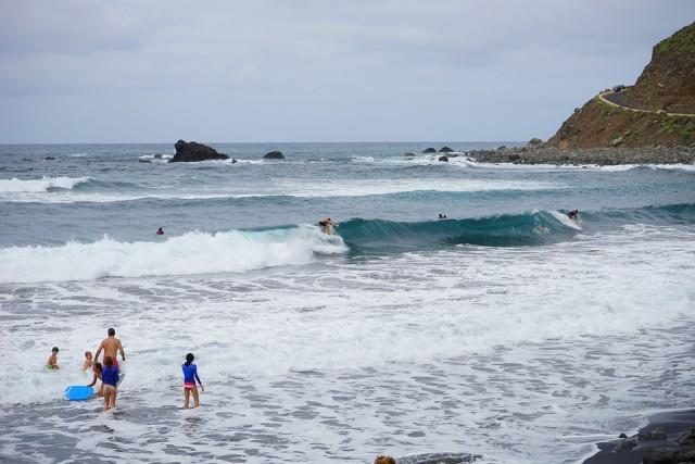 ¿Dónde practicar snorkel en Tenerife?