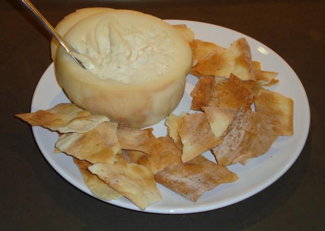 Torta del Casar Cáceres