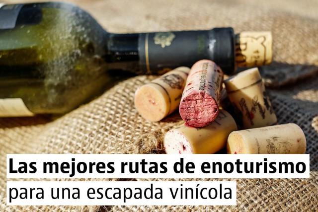 5 rutas del vino para una escapada enoturística