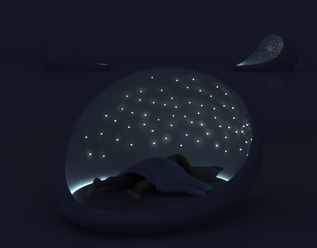 La cama cósmica