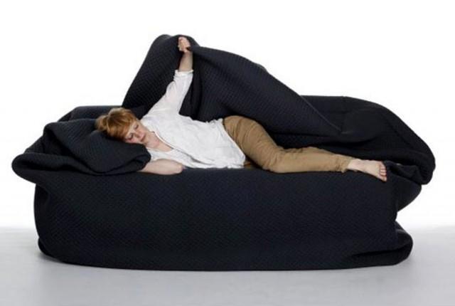 El sofá-cama definitivo