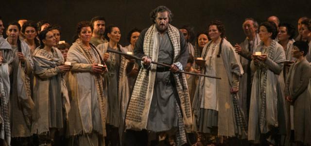 'Nabucco' de Verdi, esta Navidad en Florencia