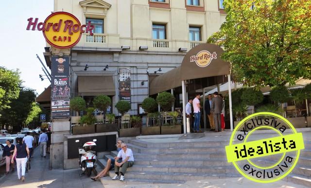 Hard Rock Café Estudia Mudarse De Plaza Colón A La Gran Vía