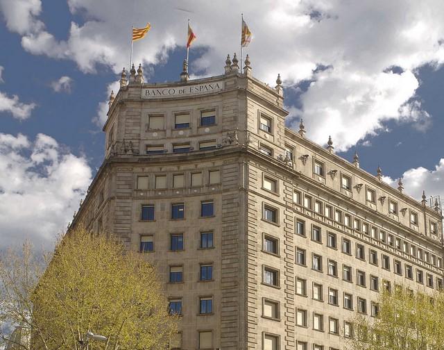 Sucursal del Banco de España en Barcelona. Fuente: Banco de España / Flickr/Creative commons
