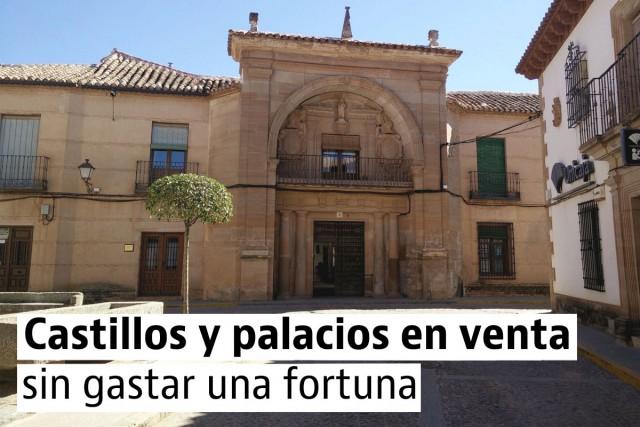 Castillos y palacios en venta