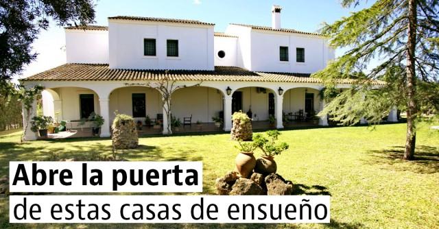 Las 15 casas más bonitas y singulares de España