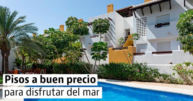 Apartamentos en la costa a precio de oportunidad