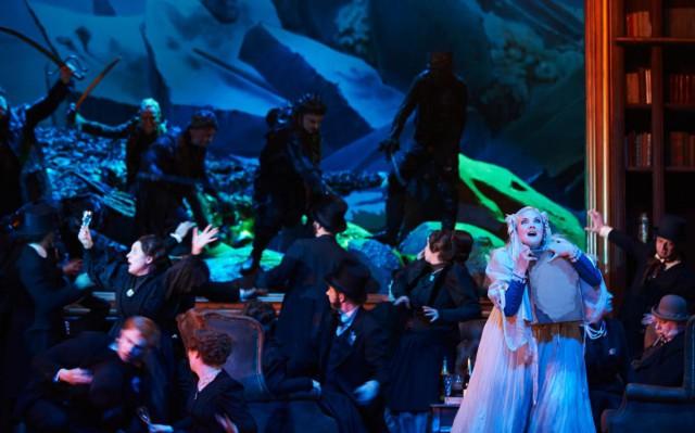'El Holandés Errante' de Wagner, en el Liceu de Barcelona