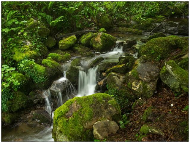 Cascadas del Xiblu