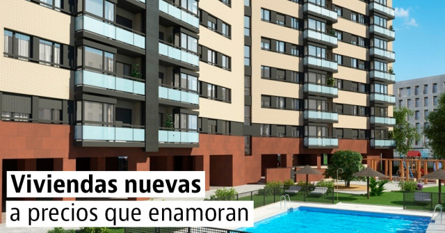 Promociones de obra nueva en ciudades españolas