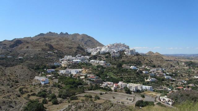 Viajar : 5 pueblos espectaculares en el sur de España Mojacar1