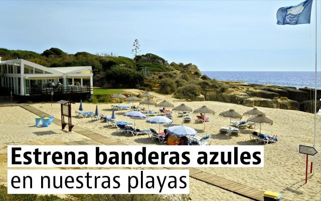 6 Playas que estrenarán bandera azul este verano