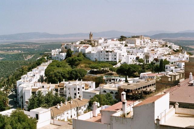 Viajar : 5 pueblos espectaculares en el sur de España Vejer1