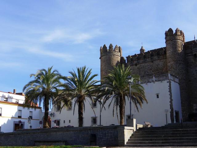 Viajar : 5 pueblos espectaculares en el sur de España Zafra1