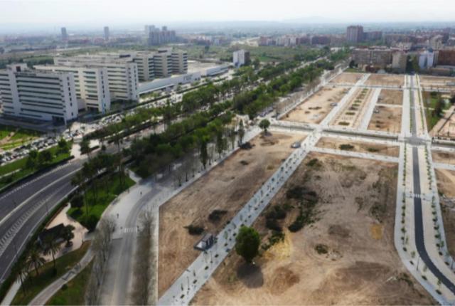 terreno en Valencia adquirido por la inmobiliaria. / Neinor Homes