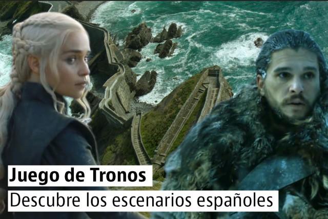 Las localizaciones españolas de la séptima temporada de Juego de Tronos