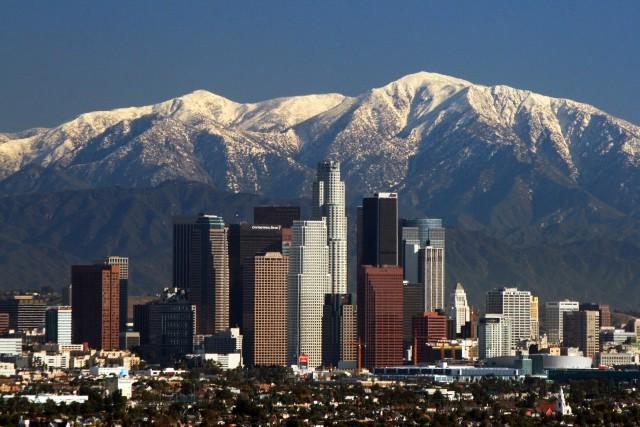 Los Ángeles, nº 1 del Global Cities Index de Schroders / Wikimedia commons