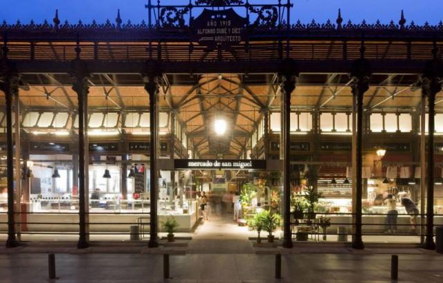 Imagen  - Un fondo holandés compra por 70 millones el emblemático Mercado de San Miguel (Madrid)