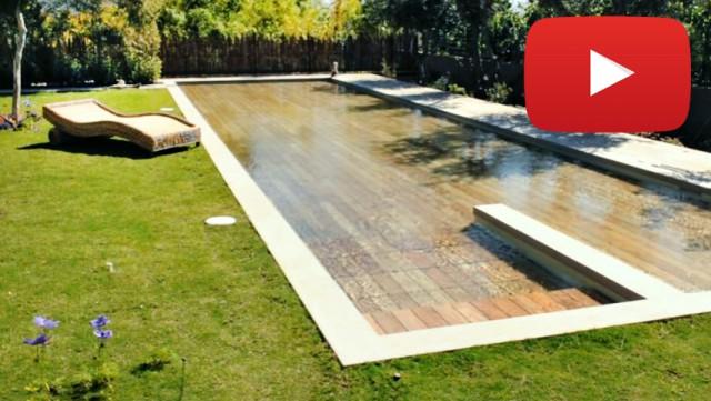 cmo esconder una piscina en tu terraza en solo unos minutos - Decoracion De Piscinas