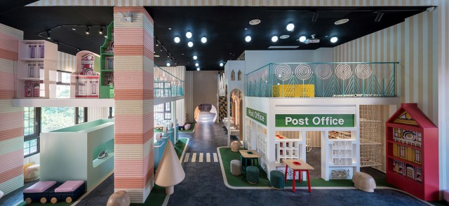 Imagen  - Una casa de muñecas a tamaño real para los más pequeños (y los no tan pequeños)