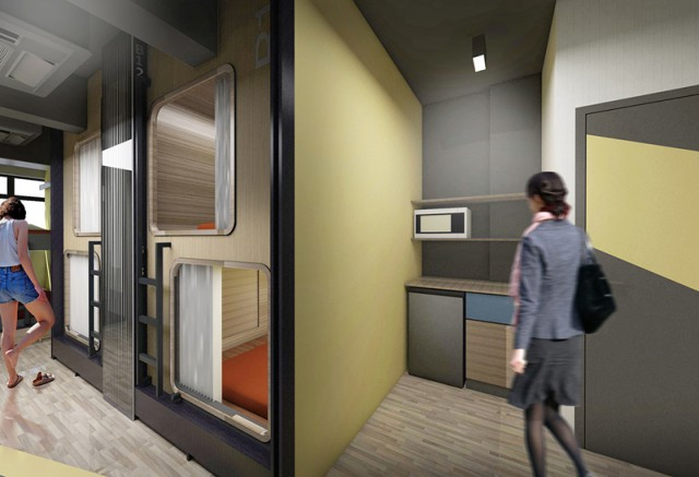 Imagen  - Lo más demandado en Hong Kong: 'pisos cápsula' de 7 m2 a 900 euros al mes