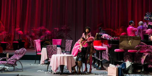 'Don Pasquale' de Donizetti llega en al Palacio Euskalduna de Bilbao