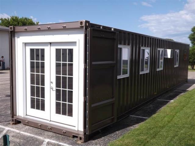 ya puedes comprar tu casa en amazon por 30500 euros minipisos prefabricados en contenedores martimos idealistanews - Casas Contenedores Maritimos