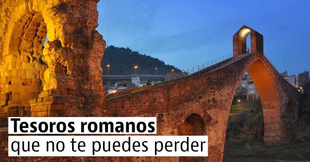 Maravillas de la arquitectura romana que visitar