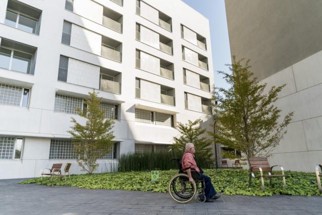 viviendas de la calle Ciudad de Granada 145, para la tercera edad / Ajuntament de Barcelona
