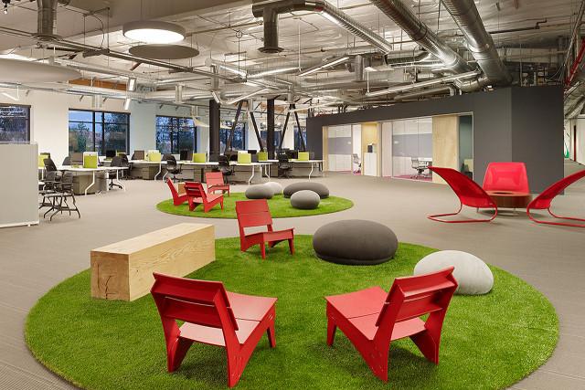 oficinas de Skype, en Palo Alto (California) / Skype
