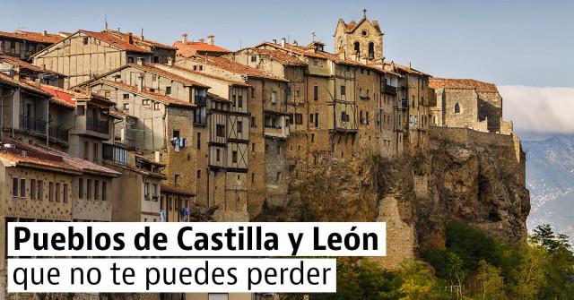 Los 5 pueblos más bonitos de Castilla y León