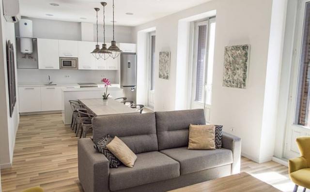 Apartamento en alquiler en Madrid centro