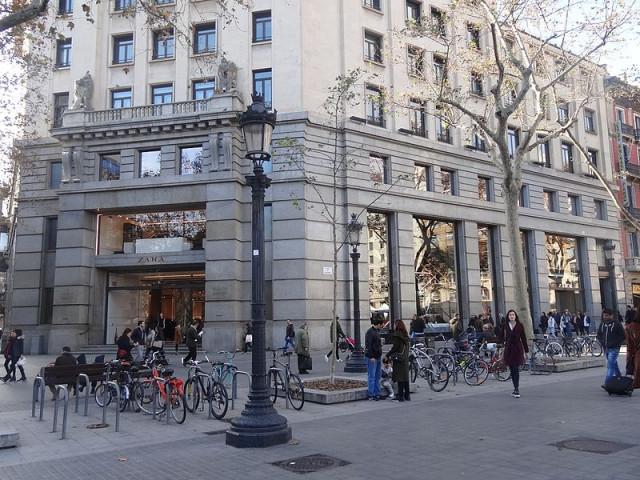 Lidl ubicará sus oficinas de atención al cliente en el centro de Barcelona / Wikimedia commons
