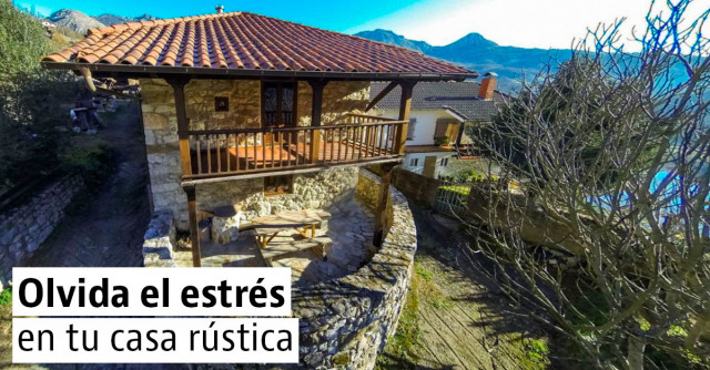 15 Casas Rusticas Baratas En Venta Idealistanews - Fotos-de-casas-rusticas