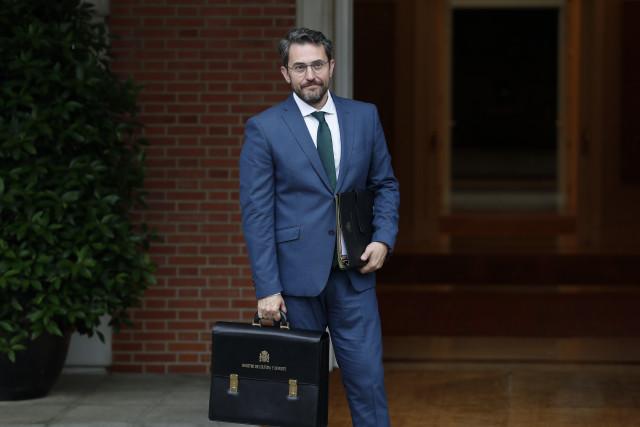 Maxim Huerta, exministro de Cultura / Gtres