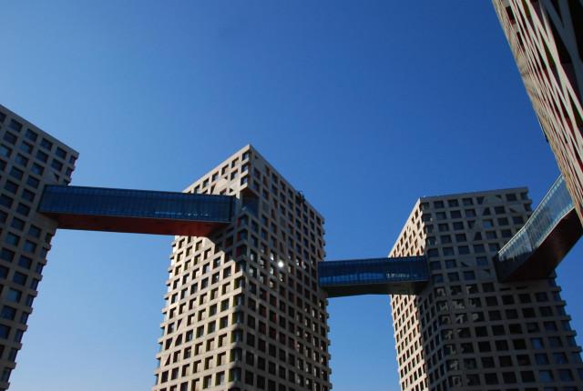 Foto: Linked Hybrid en Beijing | Flickr/ Rob Deutscher