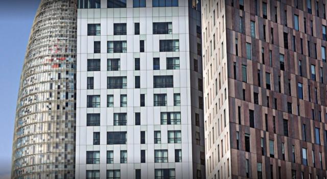 Edificio de oficinas en 22@ / José Fernández Fotografo