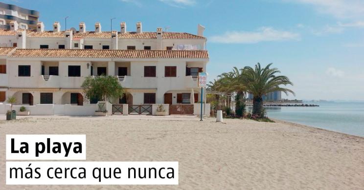 Casas baratas cerca de la playa